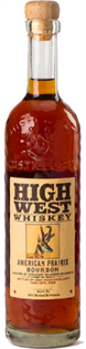 High West Whiskey American Prairie 750ml